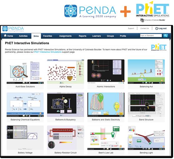 Penda Interactive Classroom